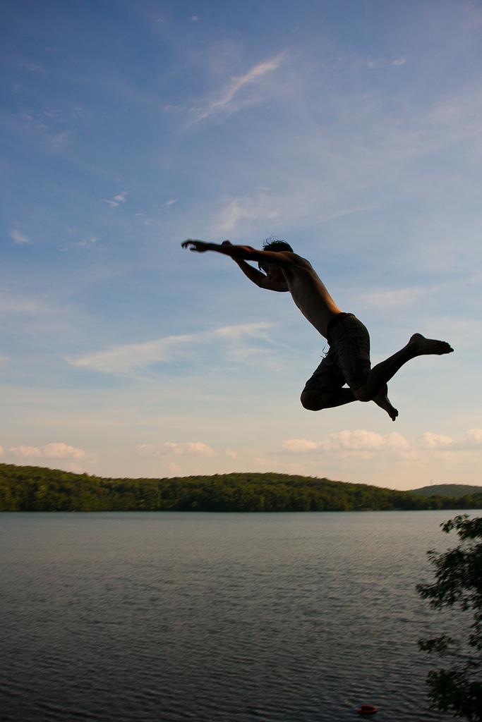 SplitRock Cliff Jump