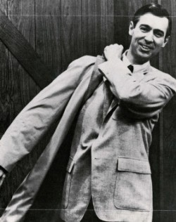 http://commons.wikimedia.org/wiki/File:Fred_Rogers.jpg