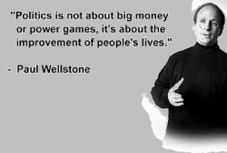 Paul Wellstone Quote
