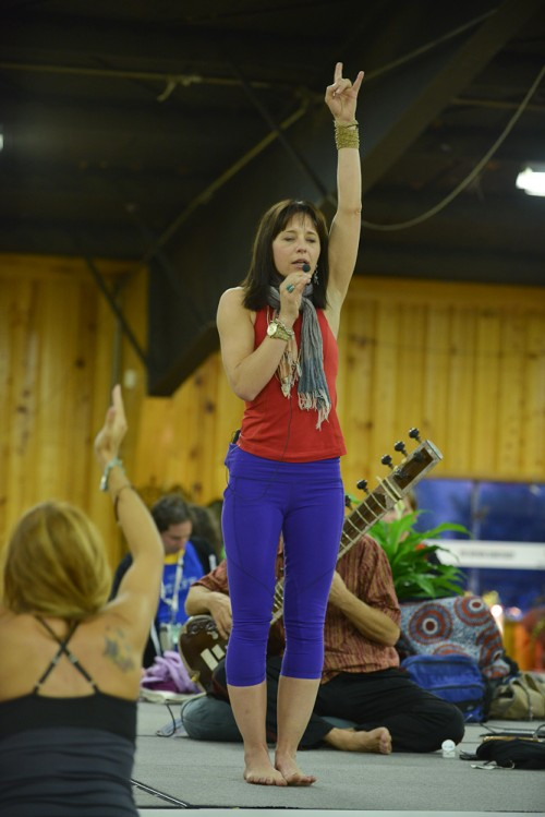 Boulder Yoga Teacher, Shannon Paige taking you deeper