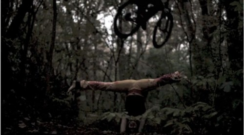 bike and yoga