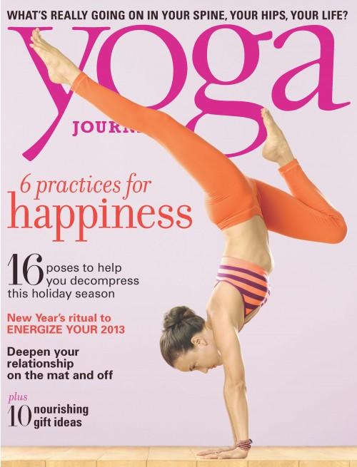 tiffany cruikshank yoga journal cover magazine