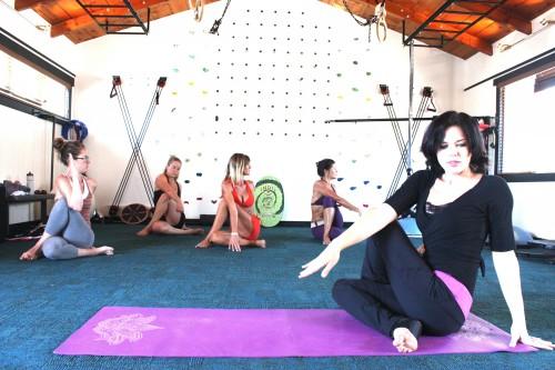 jen yoga class oct 2012