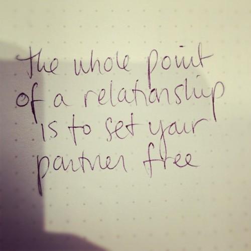 relationships note by Natasha Blank