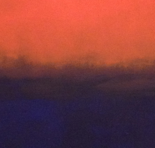 1-Finding a landscape in a Rothko