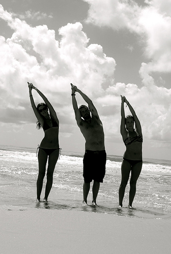 3 yogis