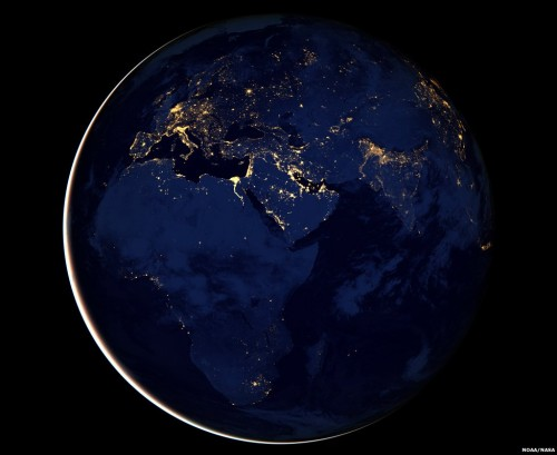 Blackmarble - NOAA : NASA