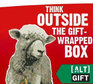 heifer international gifts goat