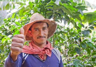 fair trade farmer