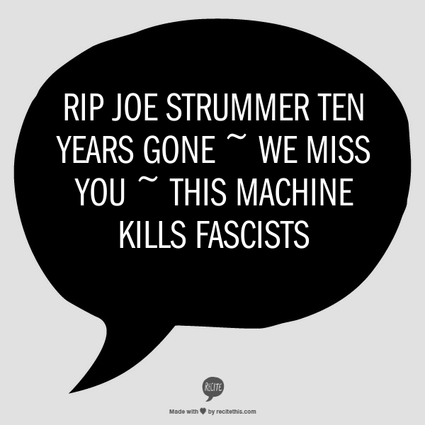 strummer machine