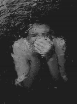silenced underwater