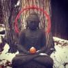 waylonlewis instagram buddha meditation