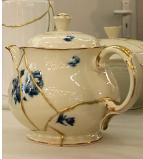 Kintsugi tea po