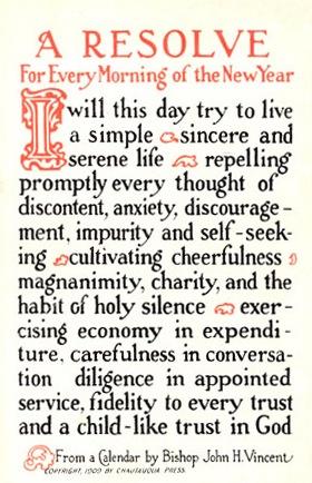 http://en.wikipedia.org/wiki/File:Postcards2CardsNewYearsResolution1915.jpg