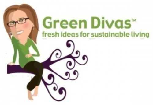 download green diva logo