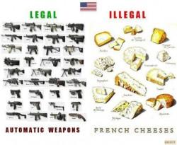guns and cheese