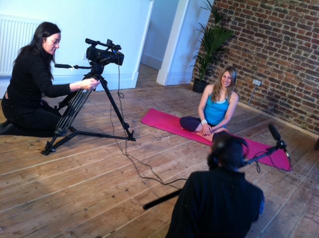 Katrina Love Senn, Yoga Studio, UK