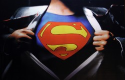 S is for Superman