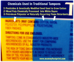 tampon graphic