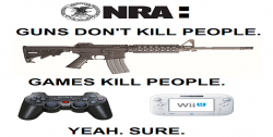 The NRA Explains It All To You.