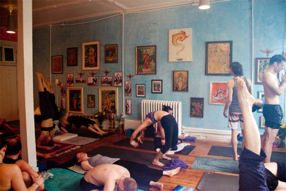 Photo: Ashtanga Yoga School of Philadelphia