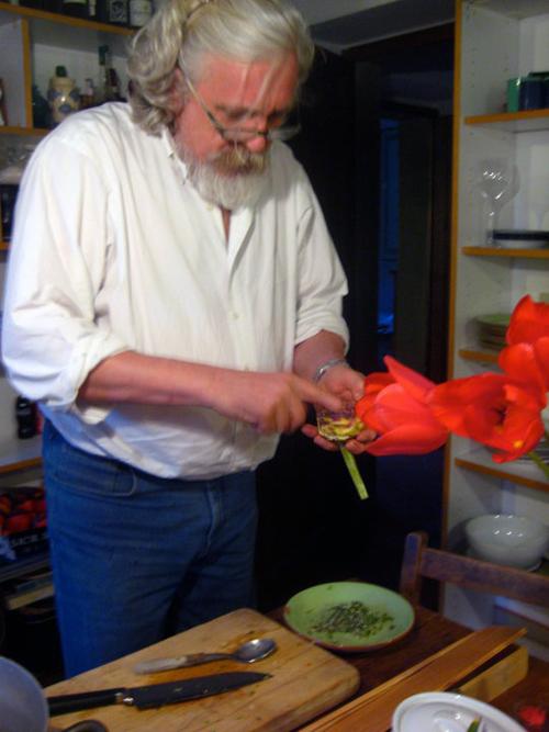 Chef Fabio Picchi Florence Italy