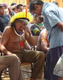 Kayapo Chief Raoni