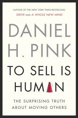 To Sell is Human book cover