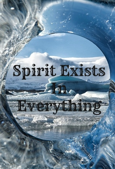 ElephantJournal - spirit exists in everything