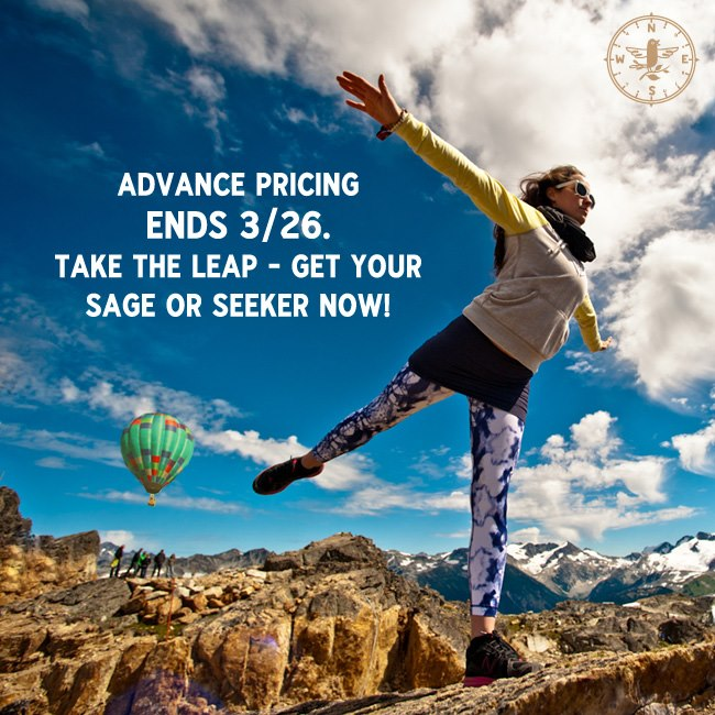 Wanderlust Advance Pricing End
