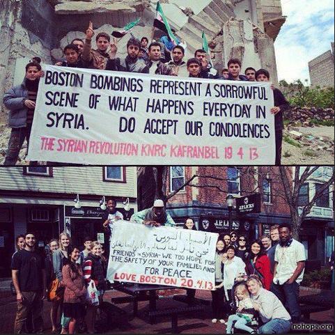 syria/boston