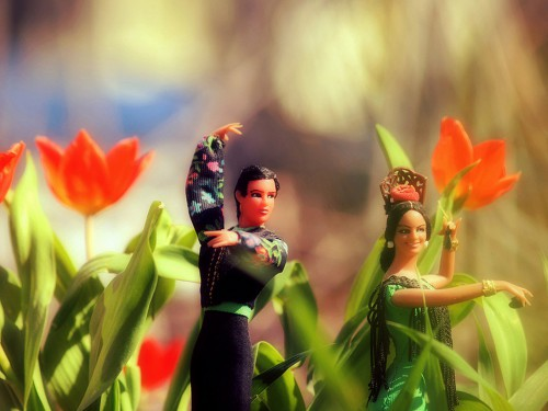 Polaric Flamenco, by Megan E. LaBonte.