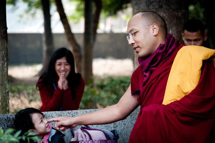 His Holiness the 17th Karmapa, Ogyen Trinley Dorje
