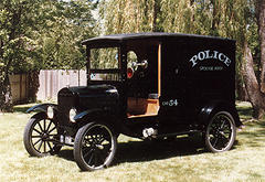 Paddy Wagon - Flickr Creative Commons