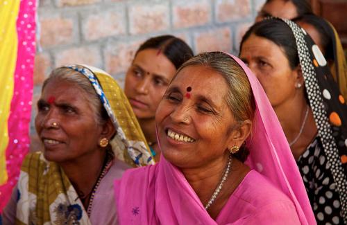 Gulabi Gangs via Wikimedia Commons