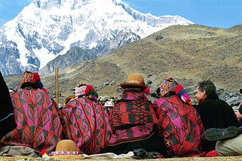 Transform Your Life on a Sacred Mountain: Journey to Peru with Alberto Villoldo and the Four Winds Society.