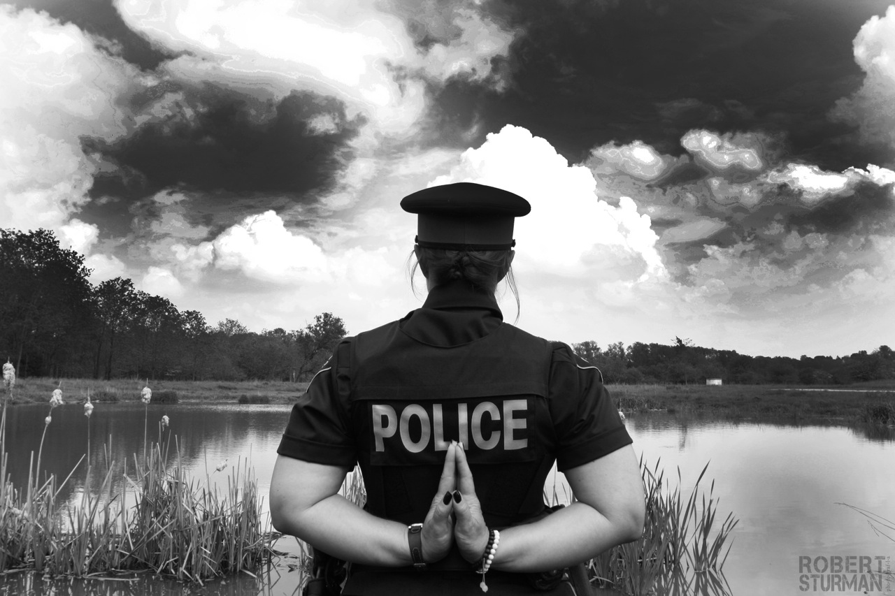 Canadian Police Officer Discusses Freedom, Yoga & the ...