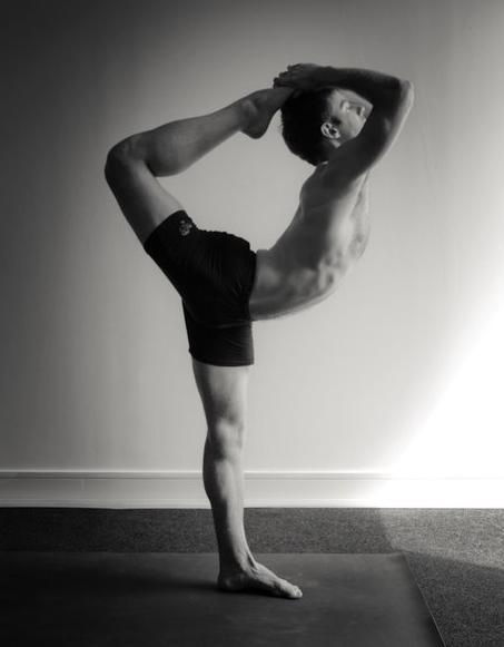 yoga dude