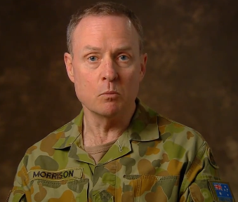 """""""Australian Chief of Army publicly addresses recent unacceptable behaviour. (Video)"""