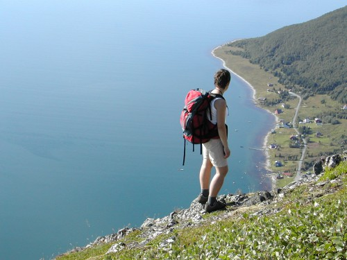 Hiking, Tromso