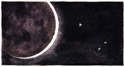 moon by Susan Fauman