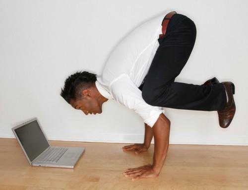 Justin Michael Williams social yoga