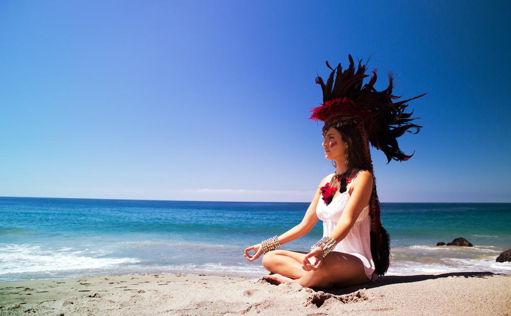 Photo: Patrick Dinkfeld/ Model: Sunrise Radiance (Nina Ingrassia)
