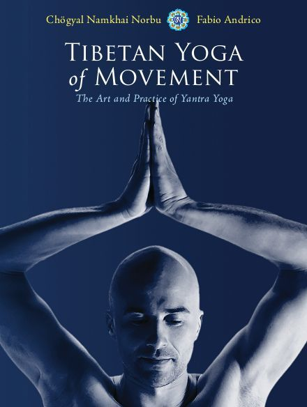 Yantra Yoga Cover