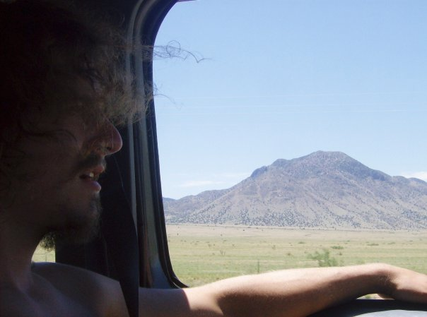 on the road pic