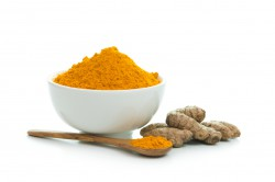 truth about oil pulling turmeric powder image