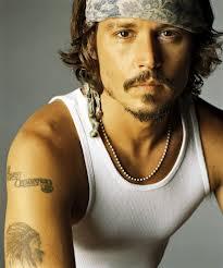 Johnny Depp - Lust worthy