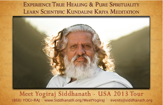 Experience True Healing and Spirituality with Yogiraj Siddhanath