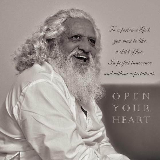 yogiraj open your heart