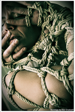 bdsm rope work